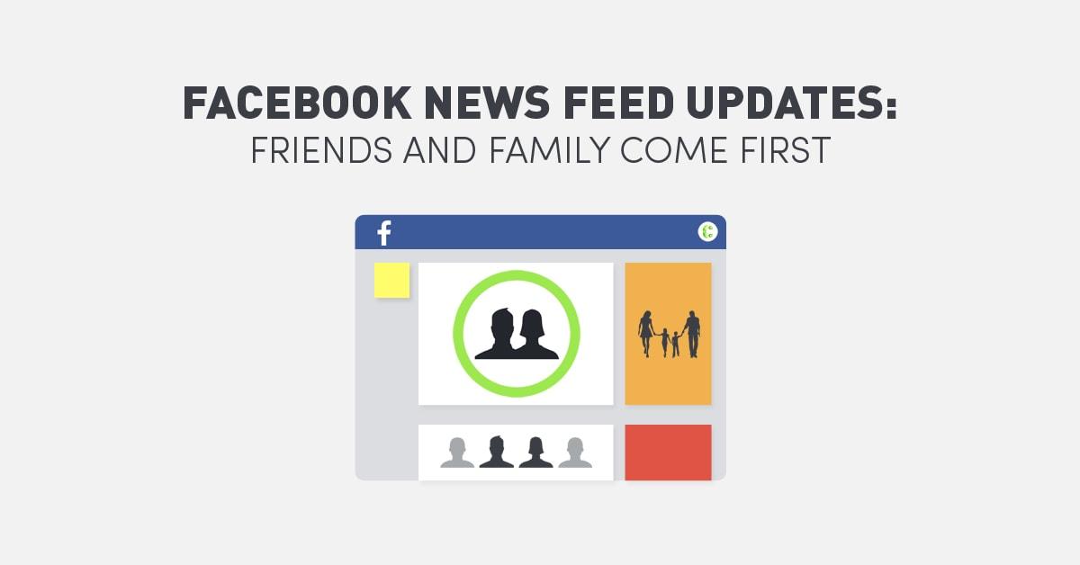 Facebook Newsfeed Update – January 2018